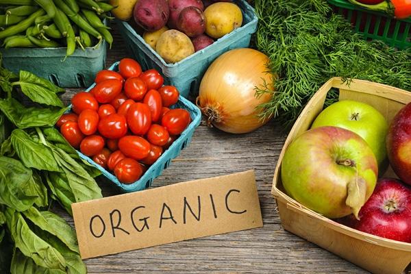 Органічні продукти мало чим відрізняються від звичайних
