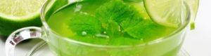 Зелений чай - корисні властивості